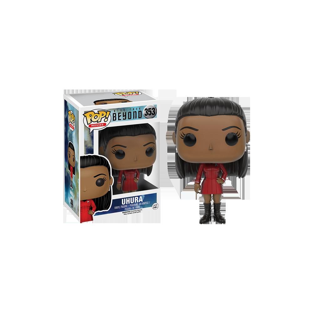 Funko Pop: Star Trek Beyond - Uhura