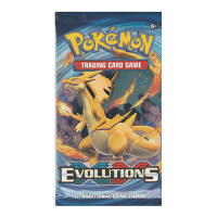 Pokemon Trading Card Game: XY12 Evolutions - Booster Pack