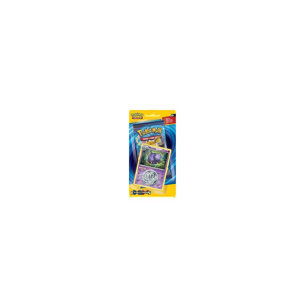 Pokemon Trading Card Game: XY12 Evolutions Checklane Blister