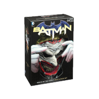 Batman: Death of the Family TP - Book & Joker Mask Set