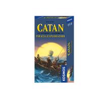 Catan: Pirati si Exploratori – Extensia pentru 5-6 jucători
