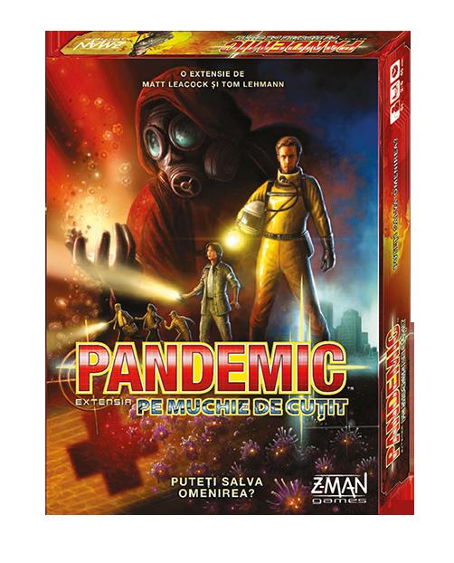 Pandemic - Pe muchie de cuțit