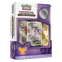 Pokemon Trading Card Game: Genesect Mythical Collection
