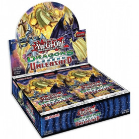 Yu-Gi-Oh!: Dragons of Legend Unleashed- Booster Pack