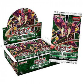 Yu-Gi-Oh!: Invasion: Vengeance - Booster Pack