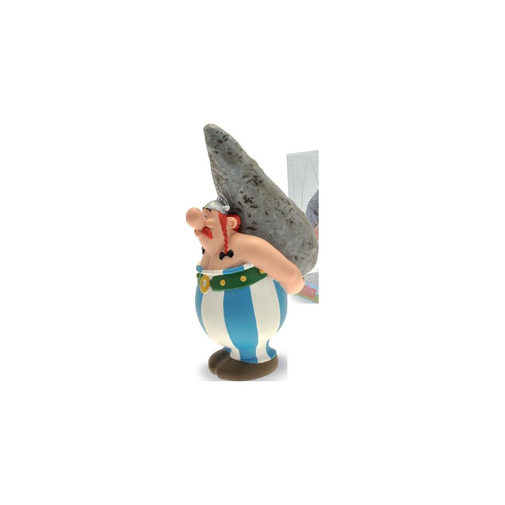 Asterix: Pușculiță Obelix On Menhir