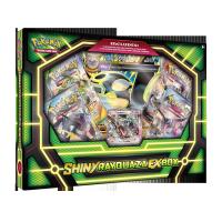 Pokemon Trading Card Game: Shiny Rayquaza-EX Box