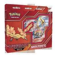 Pokemon Trading Card Game: Moltres Battle Decks