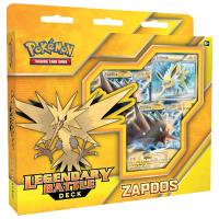 Pokemon Trading Card Game: Zapdos Battle Decks