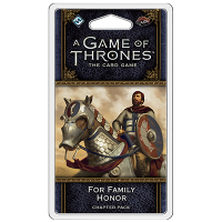 A Game of Thrones: The Card Game (ediția a doua) – For Family Honor