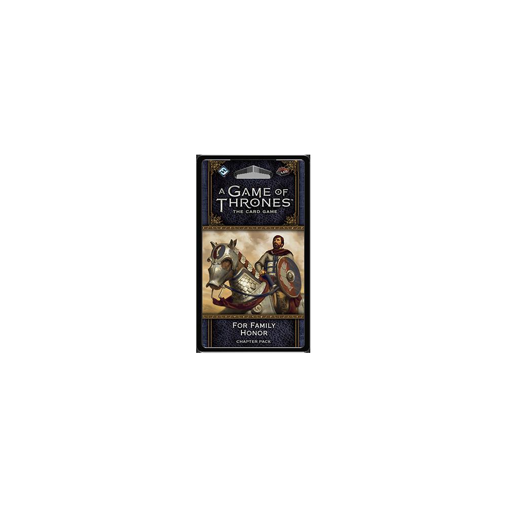 A Game of Thrones: The Card Game (ediția a doua) – For Family Honor
