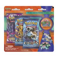 Pokemon Trading Card Game: Venusaur Pin 3-Pack
