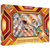 Pokemon Trading Card Game: Charizard-EX Box