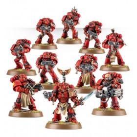 Warhammer: Blood Angels Tactical Squad