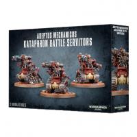 Warhammer: Adeptus Mechanicus Kataphron Battle Servitors