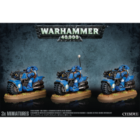 Warhammer: Space Marine Bike Squad
