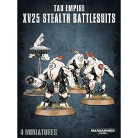 Warhammer: XV25 Stealth Battlesuits