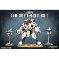 Warhammer: XV95 Ghostkeel Battlesuit