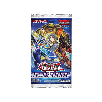 Yu-Gi-Oh!: Destiny Soldiers - Booster Pack