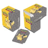 Deck Box: Pokemon - Full-View Pikachu