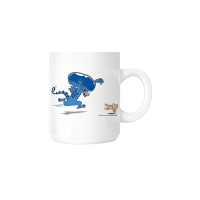 Alien Mug Cute Cat
