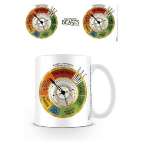 Fantastic Beasts: Threat Level Mug
