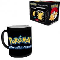 Pokemon: Cană Termosensibilă Pikachu