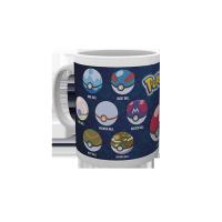 Pokemon: Cană Ball Varieties