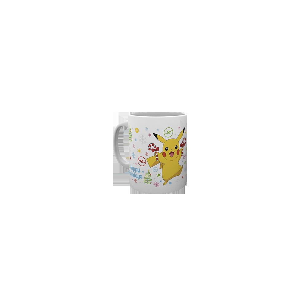 Pokemon: Cană XMAS Pikachu