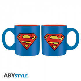 DC Comics Superman Mini-Mug/Glass/Keyring Gift Set