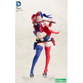 DC Comics: Harley Quinn Bishoujo Statue (New 52 Version)