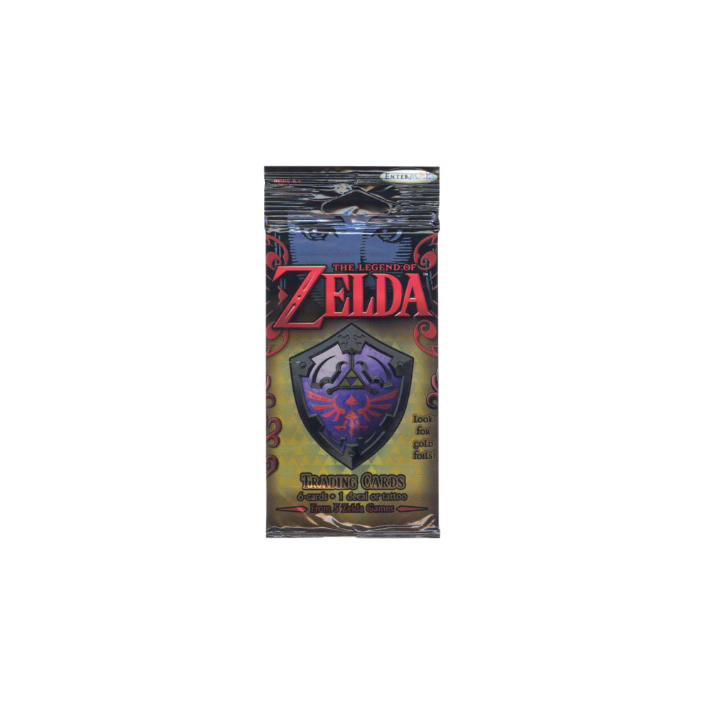 The Legend of Zelda: Trading Card Collection - Booster pack