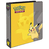 Ultra PRO: Album Pokemon - Pikachu