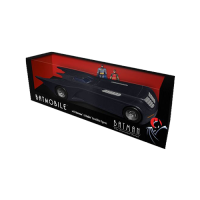 Batman The Animated Series: Batmobile with Bendable Figures