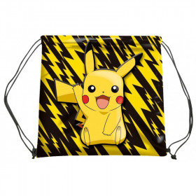Pokemon - Gym Bag Pikachu