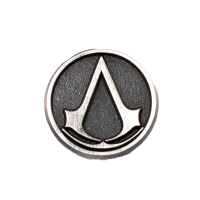 Assassin´s Creed Pin Antique Logo