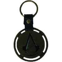 Assassin´s Creed Unity: Breloc Metal Logo
