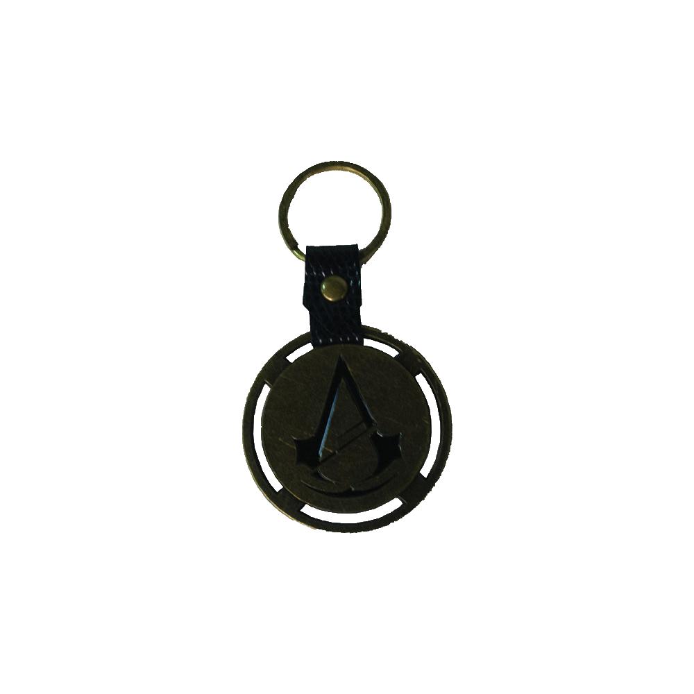 Assassin´s Creed Unity: Breloc Metal Logo