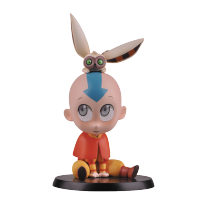 Avatar The Last Airbender - Chibi Avatar Aang PVC Figurine