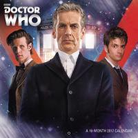 Doctor Who: Calendar 2017