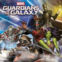 Guardians of the Galaxy: Calendar 2017