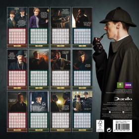 Sherlock: Calendar 2017