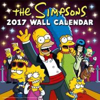 Simpsons: Calendar 2017