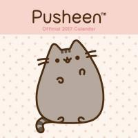Pusheen: Calendar 2017
