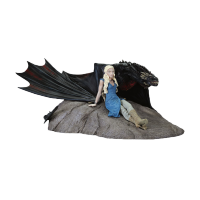 Game of Thrones: Statue Daenerys & Drogon