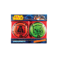 Star Wars: Hand Warmers 2-Pack Darth Vader and Yoda