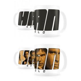 Star Wars: Cană Termosensibilă Han Solo