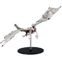 Dungeons & Dragons Icons of the Realms: Rage of Demons - White Dracolich