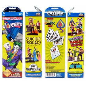 DC Comics HeroClix: The Joker's Wild Booster Pack