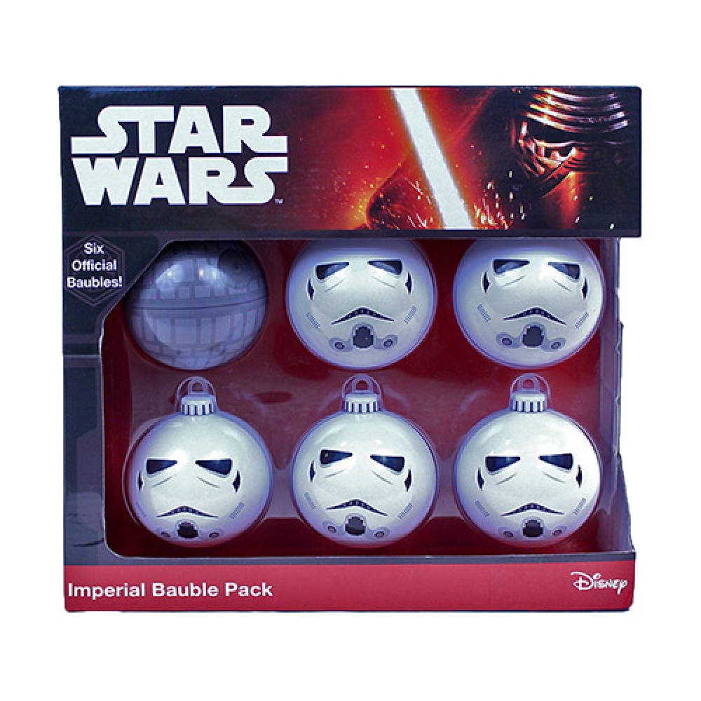 Star Wars Imperial Bauble Pack